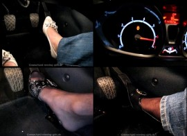 Ina revving in heels, mules and sling pumps